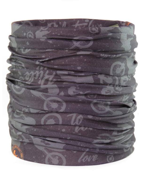 siyah motorcu bandanası boyunluk