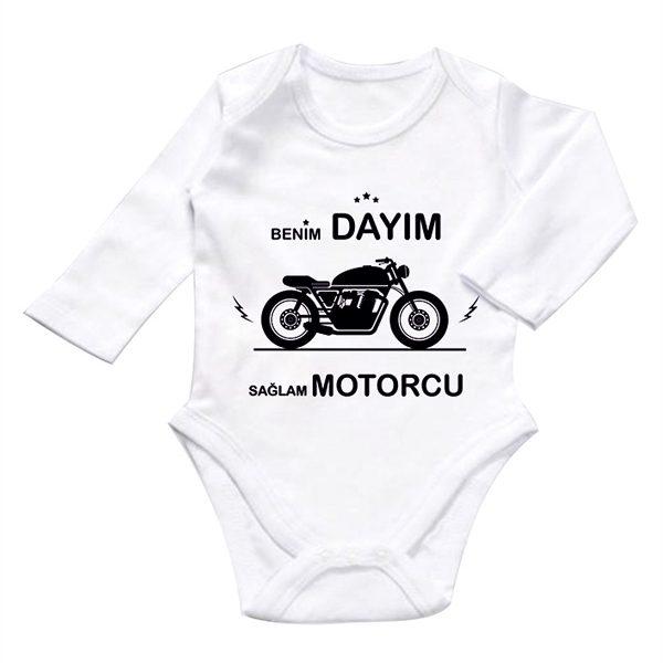 benim dayım sağlam motorcu zıbın