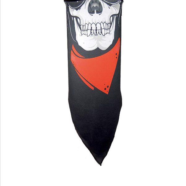 skull rider polarlı boyunluk bandana neckwarmer