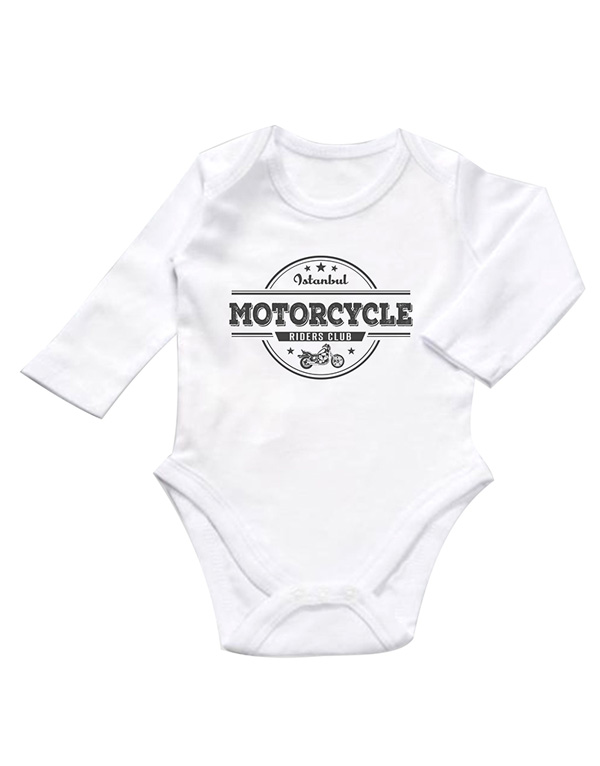 istanbul motocycle riders baby zıbın
