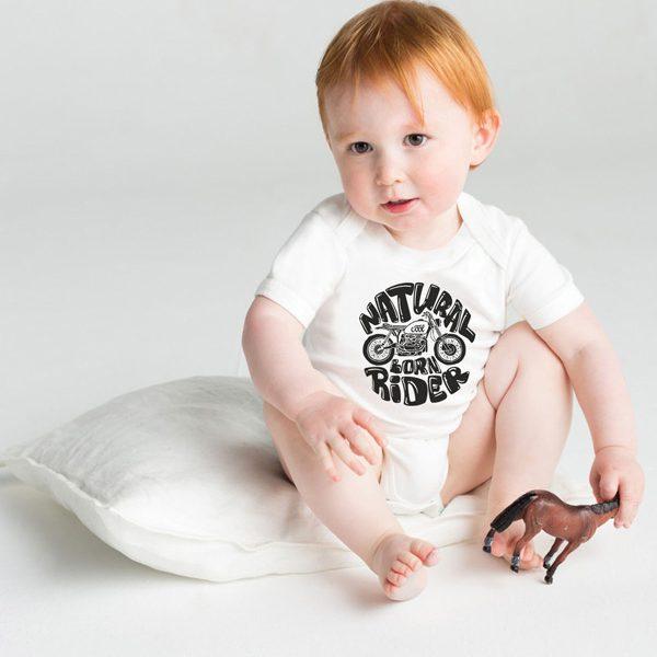 naturel born rider bebek zıbın