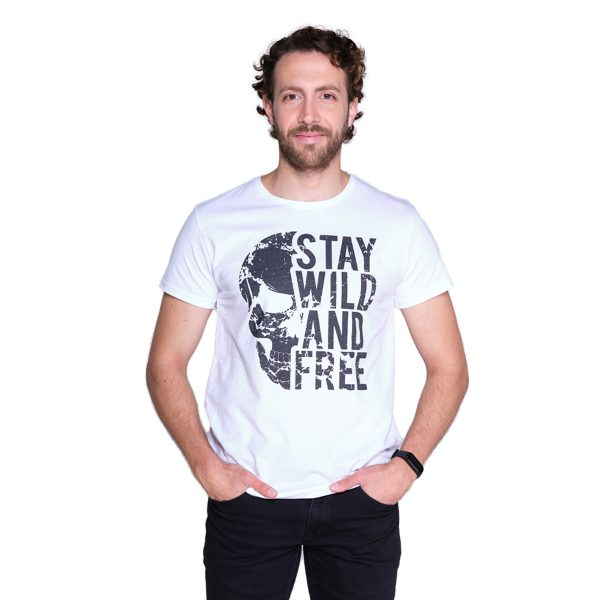 Ride to Love - Motorcycle - Stay Wild and Free T-shirt